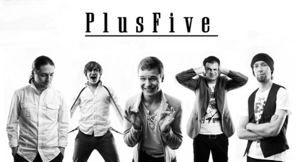 A Cappella Band Plusfive , Санкт-Петербург
